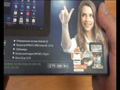 Анонс планшета Ritmix RMD-755 и сразу два новых конкурса!