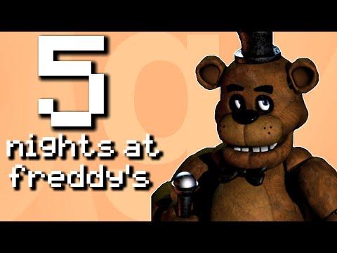 Игра Гарис мод 5 ночей с мишкой фредди, играть онлайн