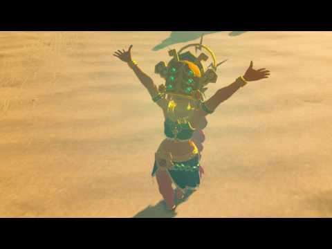 Hey Mom, Listen! -- Zelda: Breath of the Wild -- Vah Rudania Dungeon