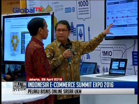 Indonesia E-Commerce Summit & Expo (IESE) 2016 - BIS 29/04