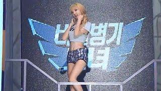 Stellar Minhee sexy cut - 스텔라 민희 150724