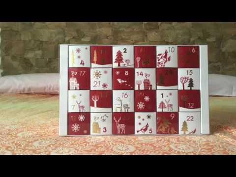 Calendario Avvento Yves Rocher.Yves Rocher Calendario Dell Avvento 2017 Unpacking