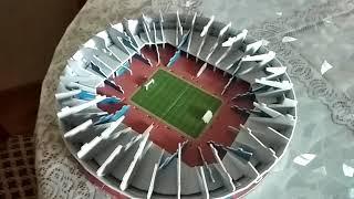 "3d пазл ""Макет стадиона Санкт-Петербург""."