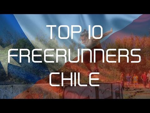 TOP 10 FREERUNNERS CHILE