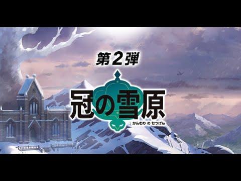 ポケットモンスター : シールド【冠の雪原編】初見配信!②