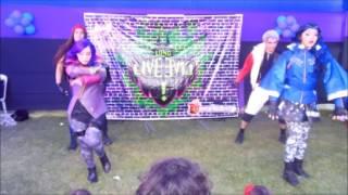 Show Infantil Descendientes con Estrellas Magicas - Magicamente Divertido!!!