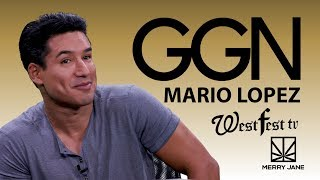 Mario Lopez Talks Hollywood Longevity, Dad Vibes, and Cloning | GGN News