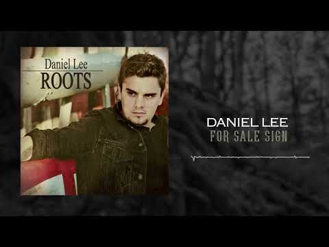Daniel Lee - For Sale Sign (Official Audio)