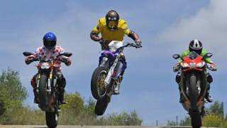 RECO MOTO TOUR 2009 : INTERDIT AUX PARENTS ( MOTO JOURNAL )