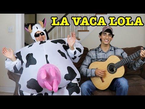 LA VACA LOLA | Canciones Infantiles Populares Para Bebés Y Niñitos