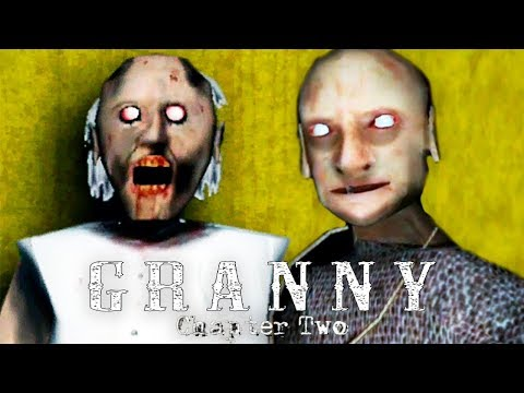 БАБКА НАШЛА СЕБЕ ДЕДА ► Granny: Chapter Two #1