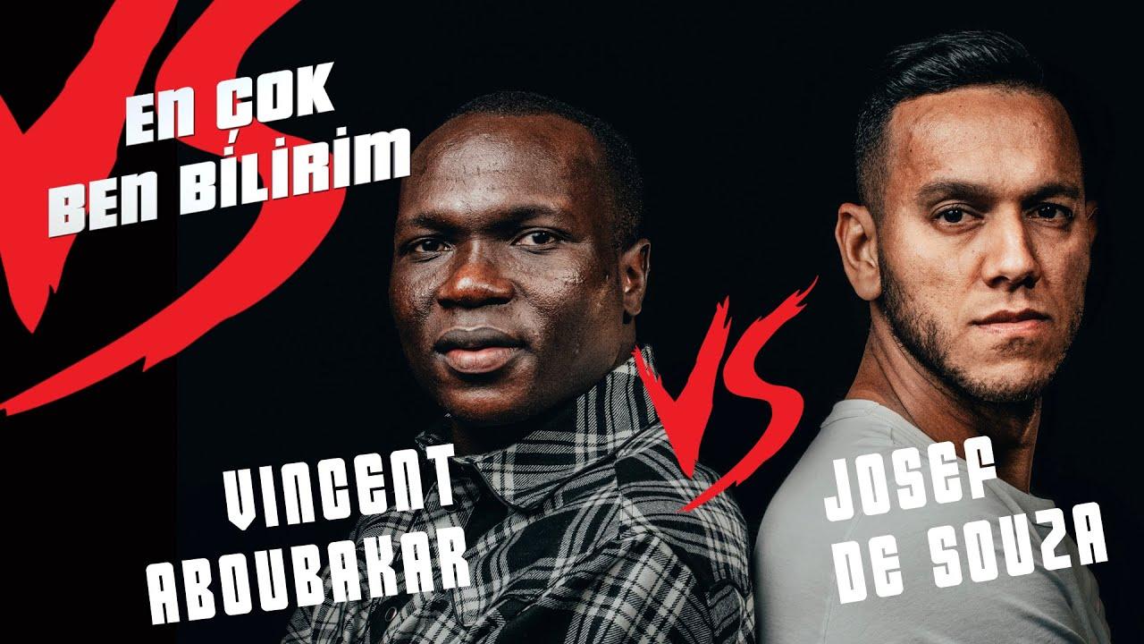 En çok ben bilirim! | Aboubakar vs. Souza #2