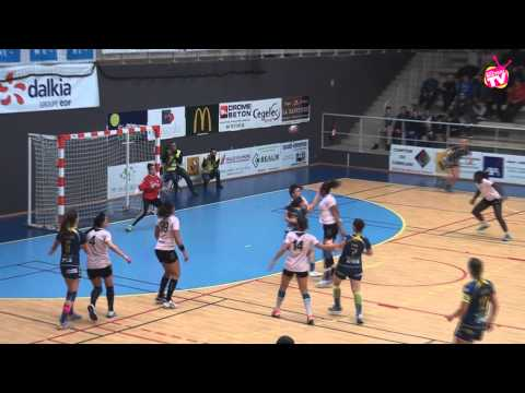 Handball - Bourg de Péage / Yutz