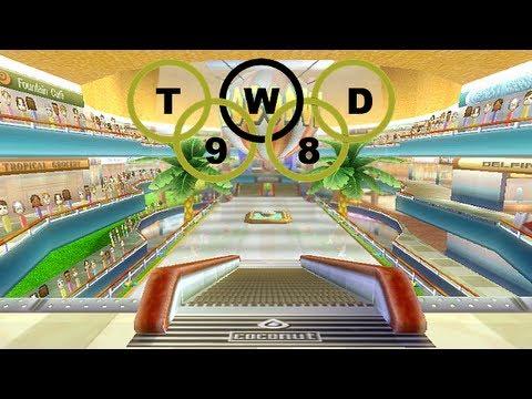 [MKWii] Coconut Mall Olympics (TWD98)