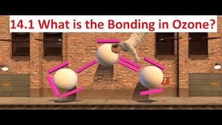 14.1 What is the Bonding in Ozone? (plus calculation) [HL IB Chemistry]