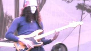 Buckethead at Hardly Strictly Bluegrass (Part 2)