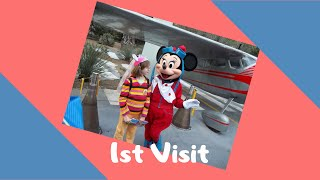 Disney 1st Time Visit Tips