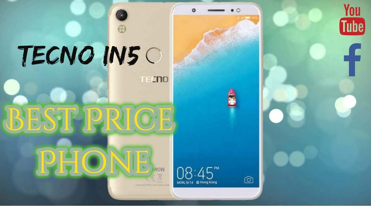 tecno in5 mobile unboxing price 8999 only