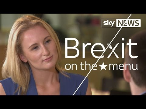 Brexit On The Menu | Ciara & Ben