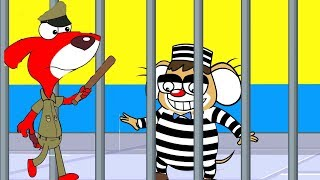 Rat-A-Tat |'Charleys Prison Break Non Stop Fun for Children'| Chotoonz Kids Funny Cartoon Videos