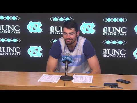 UNC Men's Basketball: Luke Maye pre-NCAA Tournament Press Conference
