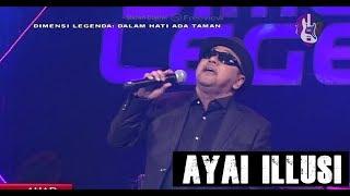 Ayai Illusi Puisi Cinta Live HD 2018
