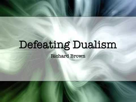 Richard Brown: Zombies and the Two Dimensional Argument against Dualism