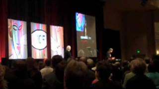"Inner Peace and ""Dwelling in the Spirit of YES"" by Barbara McAfee at ICF Conference 2009"