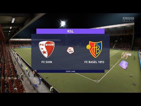 Download FC Sion vs FC Basel | Raiffeisen Super League 28 January 2021 Prediction