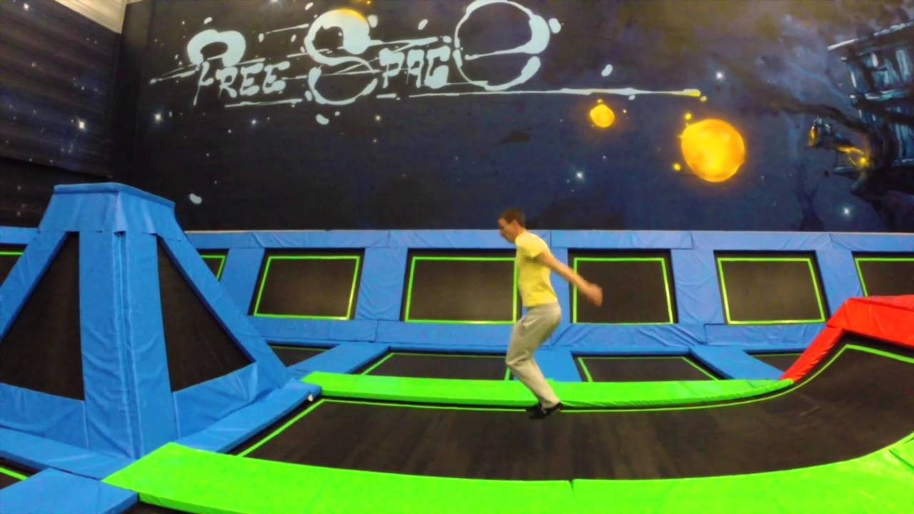 ride in paris trampoline park youtube. Black Bedroom Furniture Sets. Home Design Ideas