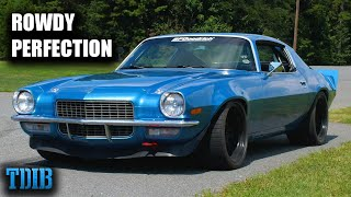 homepage tile video photo for 650HP 1970 Chevrolet Camaro Review! A Camaro Done Right