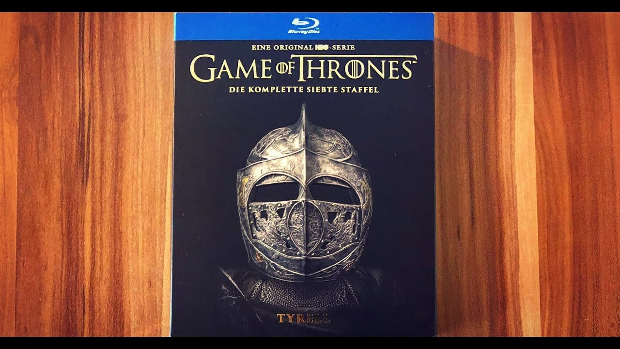 game of thrones staffel 7 digipack amazon exklusiv blu ray limited edition unboxing uhd. Black Bedroom Furniture Sets. Home Design Ideas
