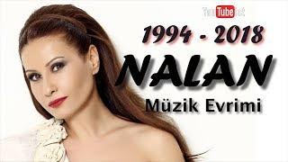 Nalan Müzik Evrimi | 1994 - 2018 Videografi Youtubeist