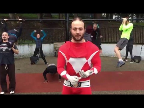 American Ninja Warrior Submission 2016 - Sam Goldstein