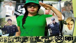 SERVICIOS MILITARES DE SS501 | Nani Triple S