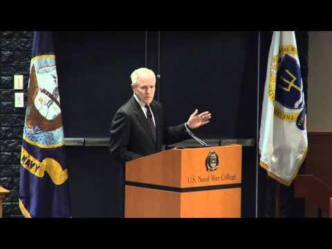 Military Ethics | Keynote Adress: Secretary of the Navy Raymond Mabus