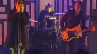 "Echo & the Bunnymen ""Lips Like Sugar"" on Jimmy Kimmel"