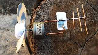 Sim Card Using Free Energy Generator Wireless 2018