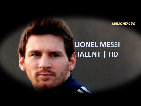 Lionel Messi   Talent   HD