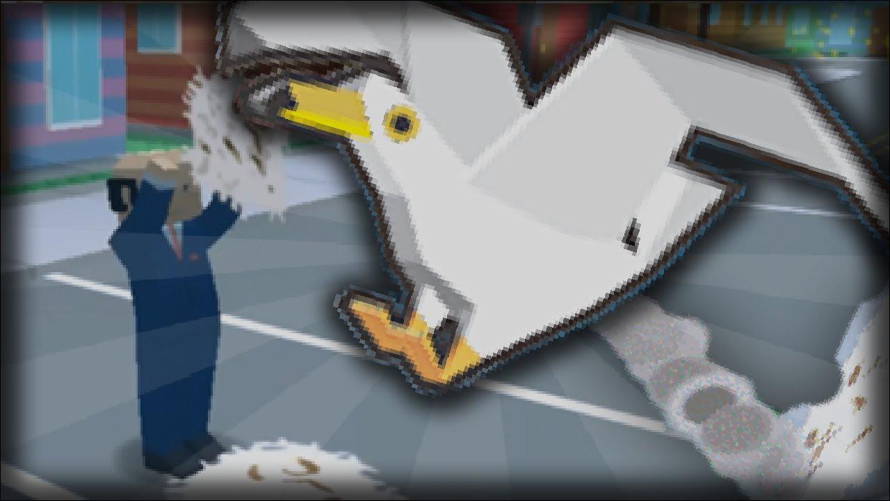 SEAGULL DIARRHEA SIMULATOR! | Sploot [Oculus Rift Game] - YouTube