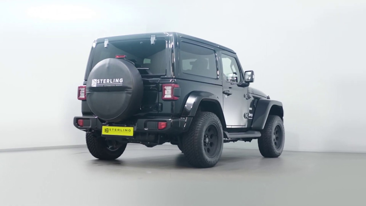 Bespoke #British design - Sterling Automotive and Davanti Tyres launch partnership