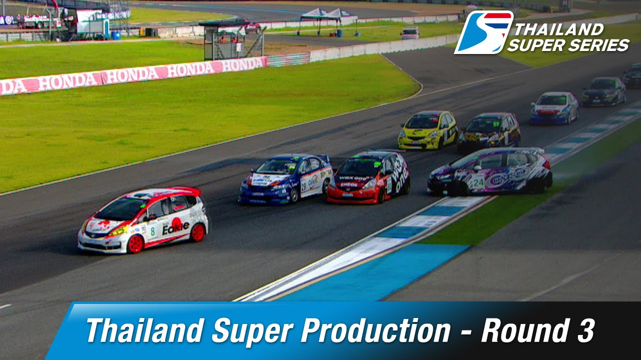Thailand Super Production Round 3 : Chang International Circuit