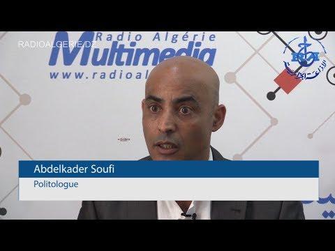 Abdelkader Soufi Politologue