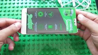 Unboxing Leagoo Shark 5000 Power Sharing Smartphone
