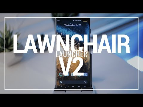 Lawnchair Launcher V2 Full Overview! Best Android Launcher?