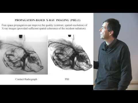 A seminar by Tim Gureyev from the CSIRO