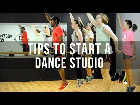 How To Start a Dance Studio | Jimmie Miller