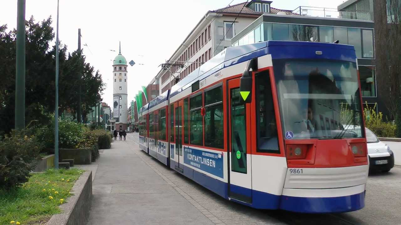 Darmstadt Straßenbahn