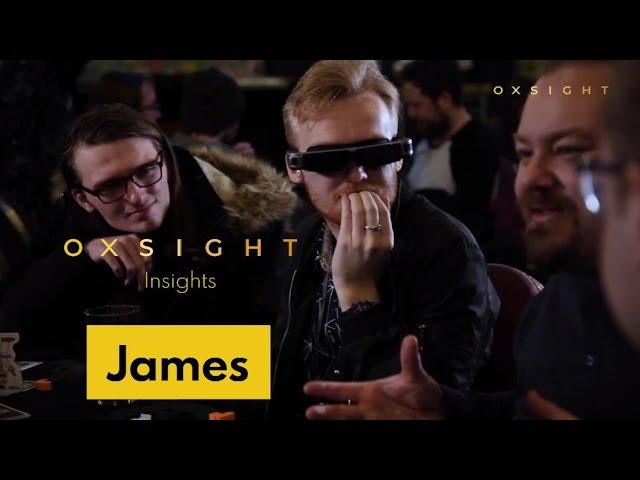 OXSIGHT Insights: James