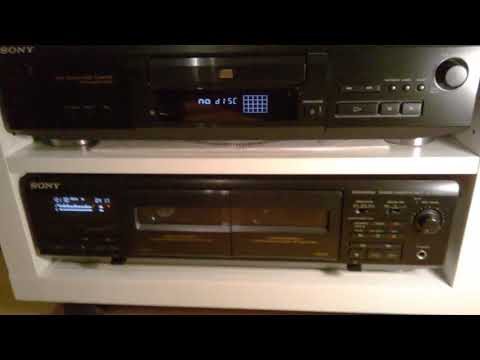 Sony TC-WE405 Double Cassette Deck